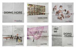 Montefiore Medical Center Print Ad