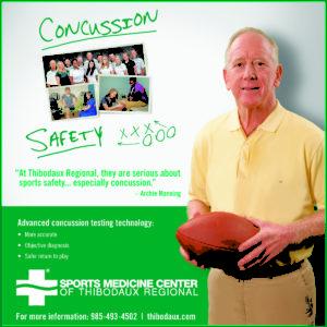 Thibodaux Regional Medical Center Print Ad